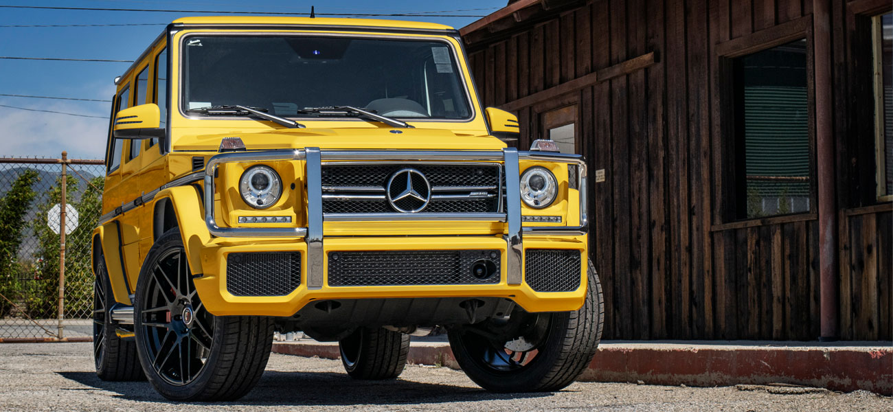Yello_GWagon