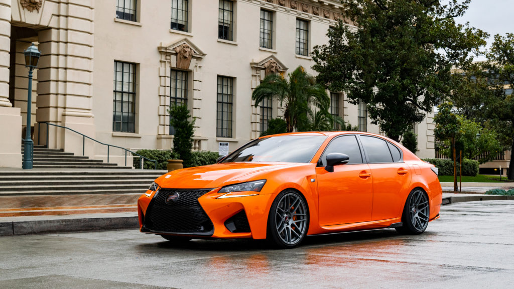 Lionhart Tires LH-Five Lexus GS F
