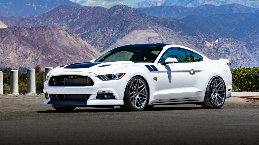Lionhart LH-Five Ford Mustang GT Coyote