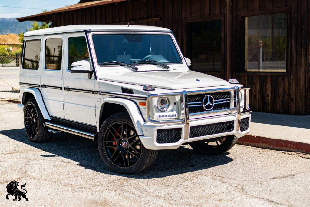 Lionhart LH-Five Tires Mercedes-Benz G63 AMG