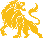 Lionhart Logo - Yellow Lion Only